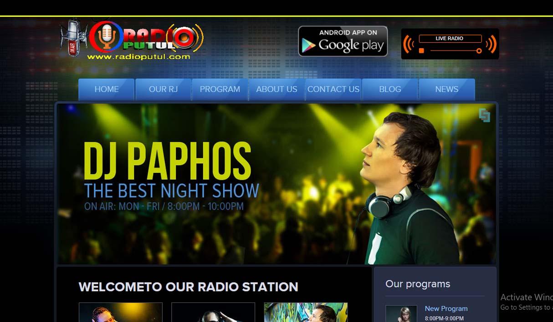 Radio Website 01-28