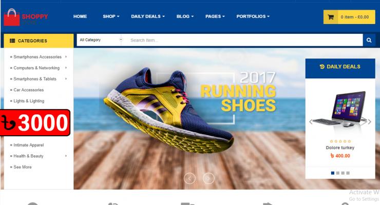 E-Commerce Website 10/10