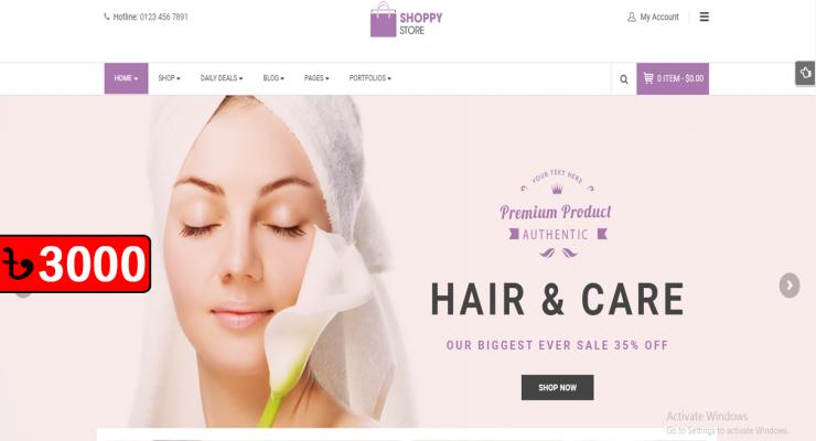 E-Commerce Website 12