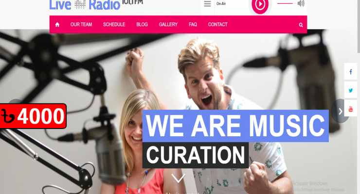 Radio Website 33/6