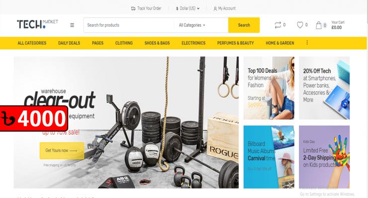 E-Commerce Website 09/09