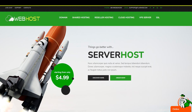 Host & IT Site 07-65