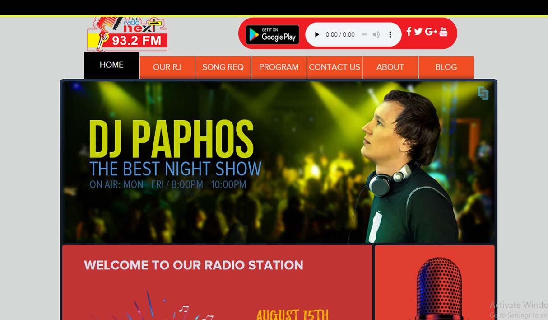 Radio Website 71/12
