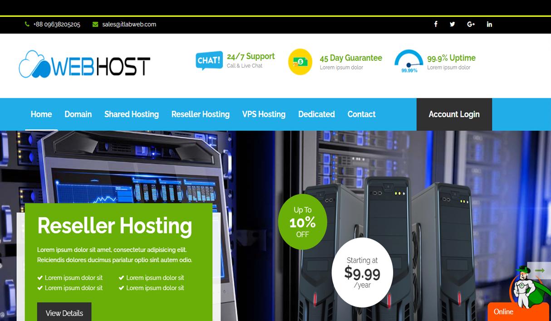 Host & IT Site 09-64