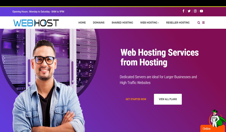 Host & IT Site 12-80