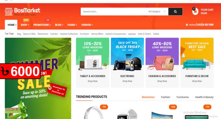 E-Commerce Website 99/28