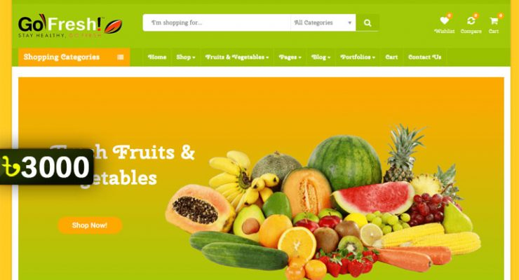 E-Commerce Website 137/30