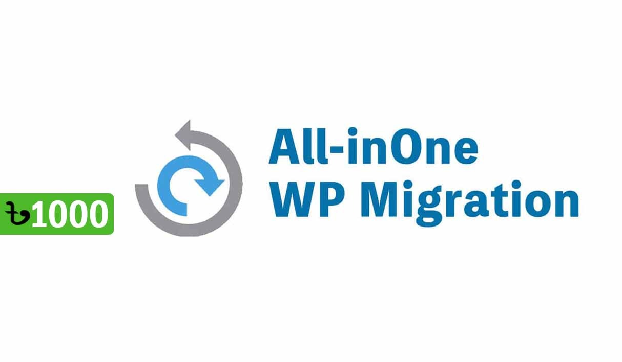 All-in-One WP Migration Pro