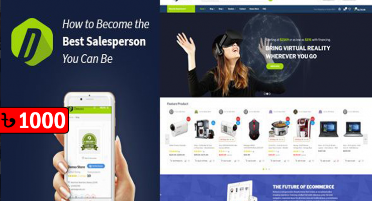 Denso-Electronics Store Woocommerce WordPress Theme
