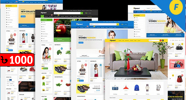 Flipmart – Responsive Ecommerce WordPress